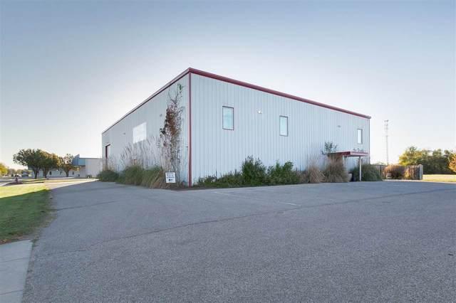 1939 E Diedrich, Haysville, KS 67060 (MLS #591386) :: Keller Williams Hometown Partners