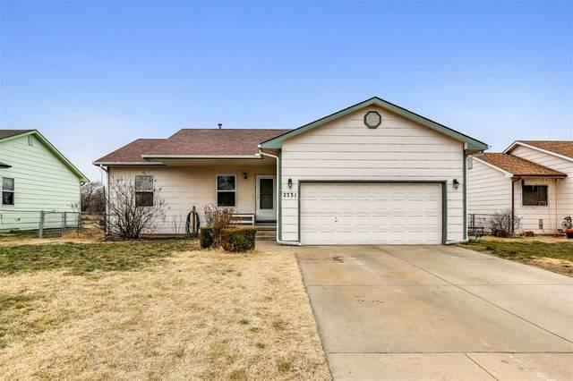 2731 N Lorraine Ave, Wichita, KS 67219 (MLS #591389) :: Graham Realtors