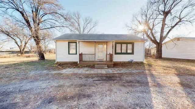 141 E 44TH ST S, Wichita, KS 67216 (MLS #591391) :: Graham Realtors