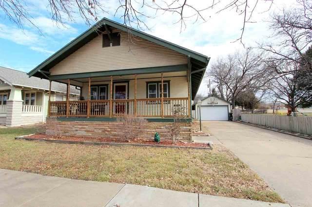 406 S Holyoke St, Wichita, KS 67218 (MLS #591393) :: Graham Realtors