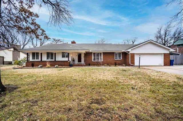 645 N Brookfield Rd, Wichita, KS 67206 (MLS #591396) :: Graham Realtors