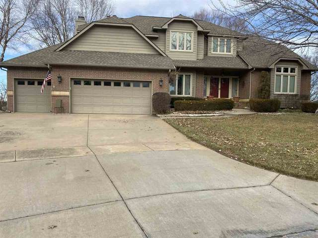 2322 N Pepper Ridge Cir, Wichita, KS 67205 (MLS #591398) :: Graham Realtors