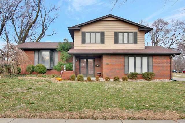 1143 S Governeour Rd, Wichita, KS 67207 (MLS #591400) :: Kirk Short's Wichita Home Team