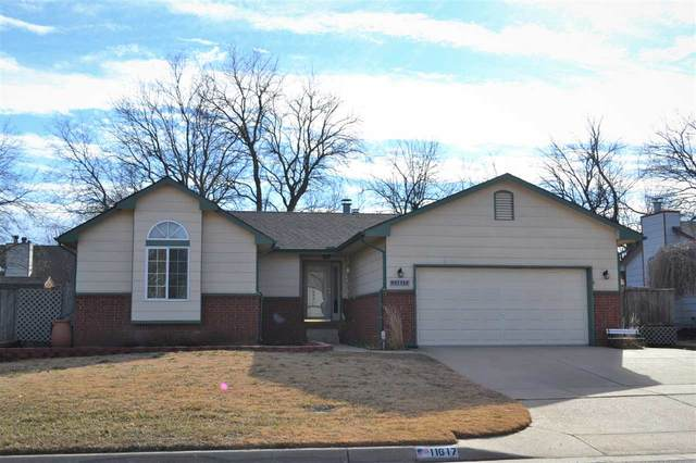 11617 W Westport St, Wichita, KS 67212 (MLS #591412) :: Kirk Short's Wichita Home Team