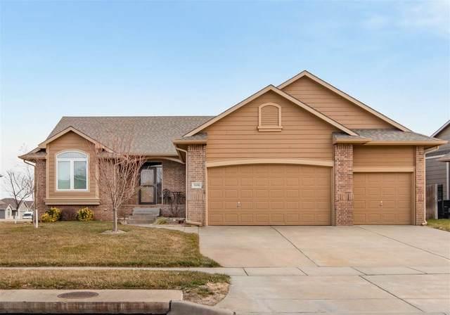 3606 N Ridge Port St, Wichita, KS 67205 (MLS #591421) :: Kirk Short's Wichita Home Team