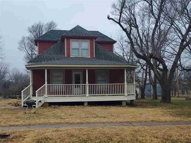 605 N Main St, Elbing, KS 67041 (MLS #591431) :: Kirk Short's Wichita Home Team