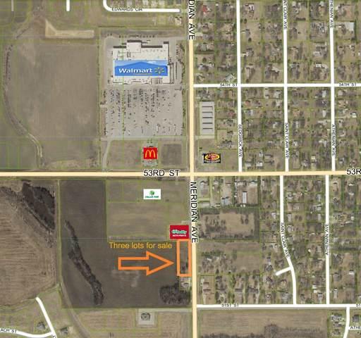 0 N Meridian Ave 5241, 5243, 524, Wichita, KS 67204 (MLS #591437) :: On The Move