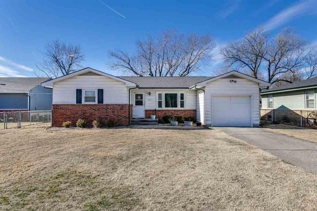 3245 N Woodland St, Wichita, KS 67204 (MLS #591442) :: Kirk Short's Wichita Home Team