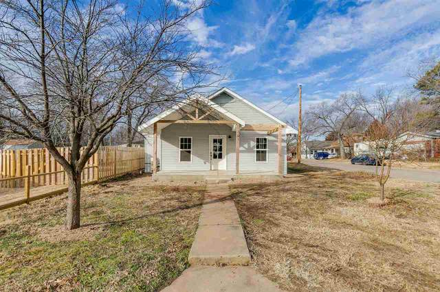 601 S Summit St, El Dorado, KS 67042 (MLS #591445) :: Keller Williams Hometown Partners