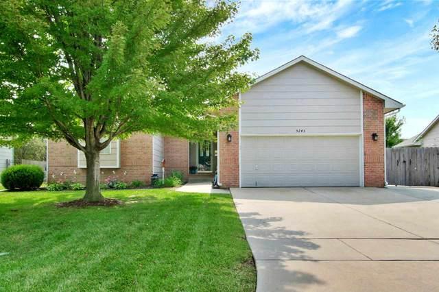 5243 E Ashton St, Bel Aire, KS 67220 (MLS #591453) :: Kirk Short's Wichita Home Team