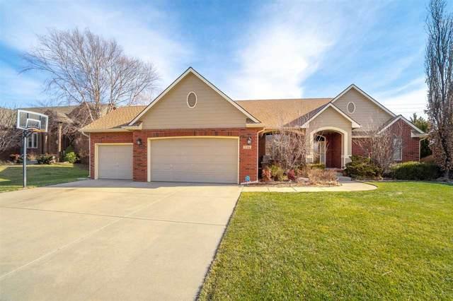 3126 N Brush Creek St, Wichita, KS 67205 (MLS #591454) :: Kirk Short's Wichita Home Team