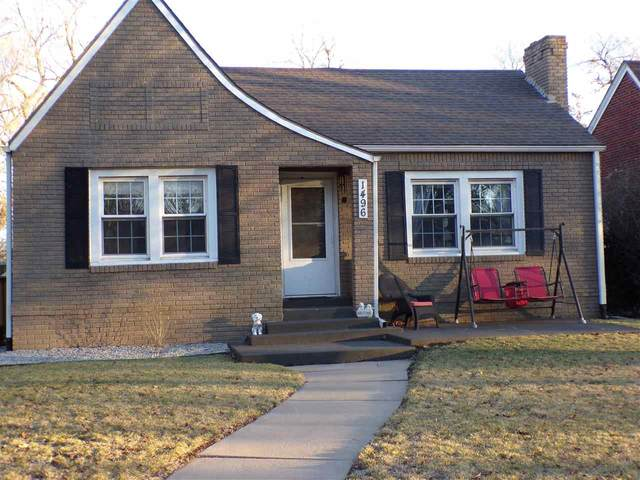 1496 N Woodrow Ave, Wichita, KS 67203 (MLS #591456) :: Kirk Short's Wichita Home Team