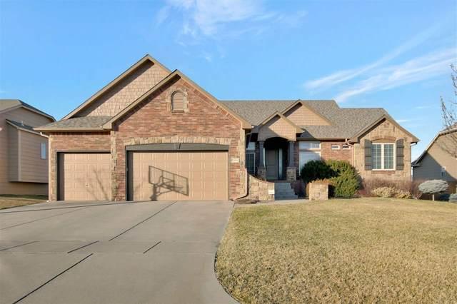 12914 E Churchill St, Wichita, KS 67230 (MLS #591464) :: Kirk Short's Wichita Home Team