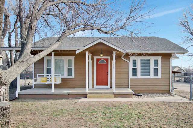 818 N Saint Paul, Wichita, KS 67203 (MLS #591465) :: Kirk Short's Wichita Home Team