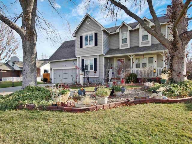 2310 N Amarado St, Wichita, KS 67205 (MLS #591471) :: Pinnacle Realty Group