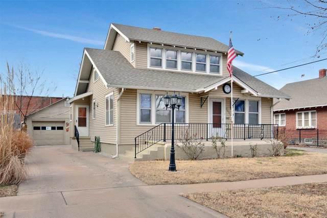 119 S Fern Ave, Wichita, KS 67213 (MLS #591473) :: Pinnacle Realty Group