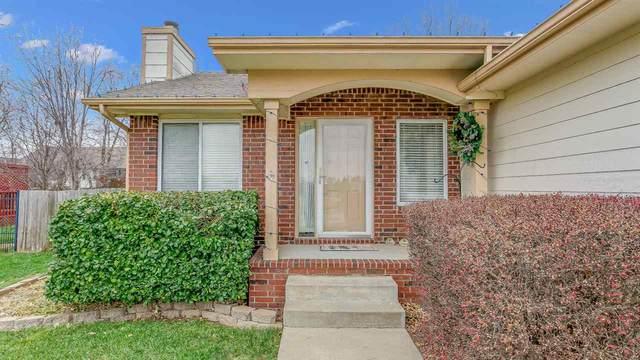 1125 N Raintree Dr, Derby, KS 67037 (MLS #591474) :: Pinnacle Realty Group