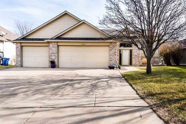 2346 N Parkridge St, Wichita, KS 67205 (MLS #591477) :: Kirk Short's Wichita Home Team