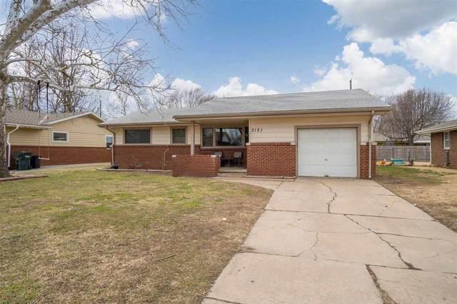 3121 S Martinson Ave, Wichita, KS 67217 (MLS #591478) :: Pinnacle Realty Group