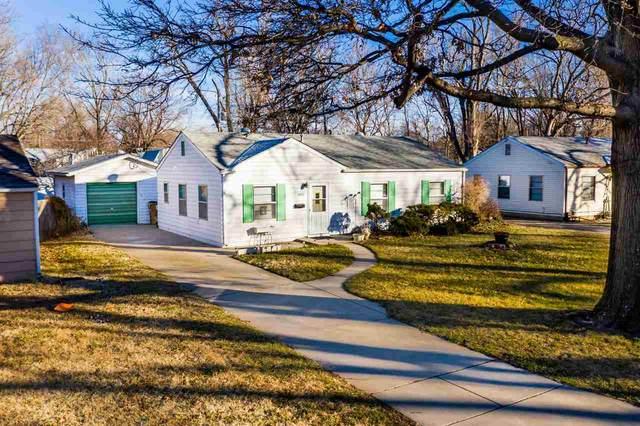 1426 E Denver St., Park City, KS 67219 (MLS #591481) :: Keller Williams Hometown Partners