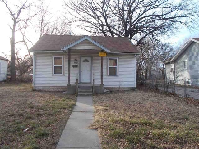 1237 N Indiana Ave, Wichita, KS 67214 (MLS #591483) :: Pinnacle Realty Group