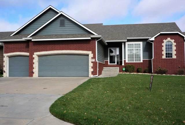 4037 N Westbrook Ct, Maize, KS 67101 (MLS #591488) :: Preister and Partners | Keller Williams Hometown Partners