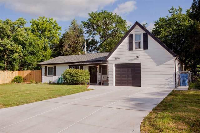 2001 E Fairchild St, Park City, KS 67219 (MLS #591495) :: Keller Williams Hometown Partners
