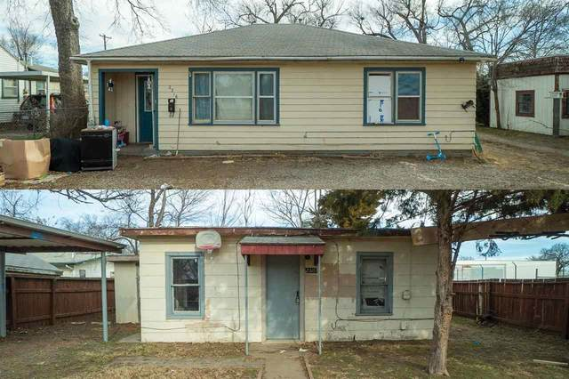 2316 S Santa Fe St, Wichita, KS 67211 (MLS #591498) :: Jamey & Liz Blubaugh Realtors