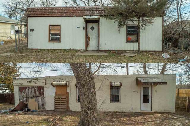 2320 S Santa Fe St, Wichita, KS 67211 (MLS #591500) :: Jamey & Liz Blubaugh Realtors