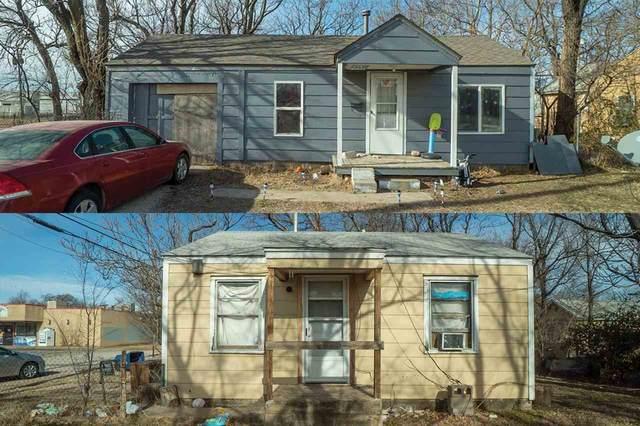 2357 S Santa Fe St 618 E. Pawnee, Wichita, KS 67211 (MLS #591502) :: Graham Realtors