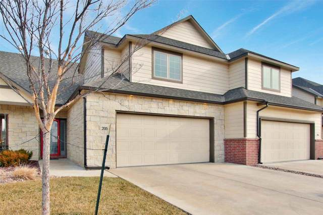 818 Mccloud Cir Unit 205, Andover, KS 67002 (MLS #591510) :: Keller Williams Hometown Partners