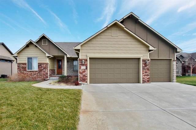 4718 N Emerald Ct, Maize, KS 67101 (MLS #591517) :: Kirk Short's Wichita Home Team