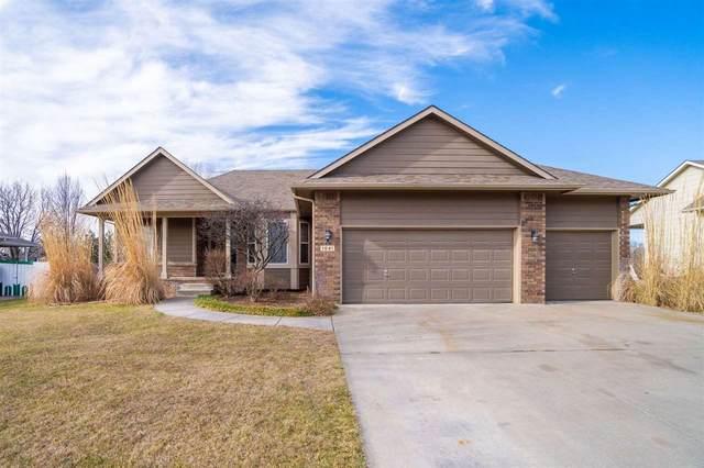 1041 S Sagebrush St, Wichita, KS 67230 (MLS #591524) :: Kirk Short's Wichita Home Team