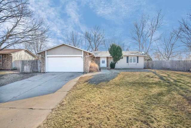 11127 W Jennie Cir, Wichita, KS 67212 (MLS #591534) :: Kirk Short's Wichita Home Team