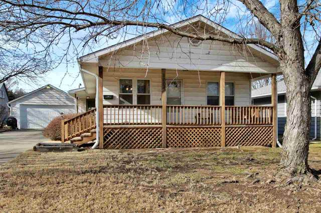 1005 N Denver St, El Dorado, KS 67042 (MLS #591537) :: Keller Williams Hometown Partners