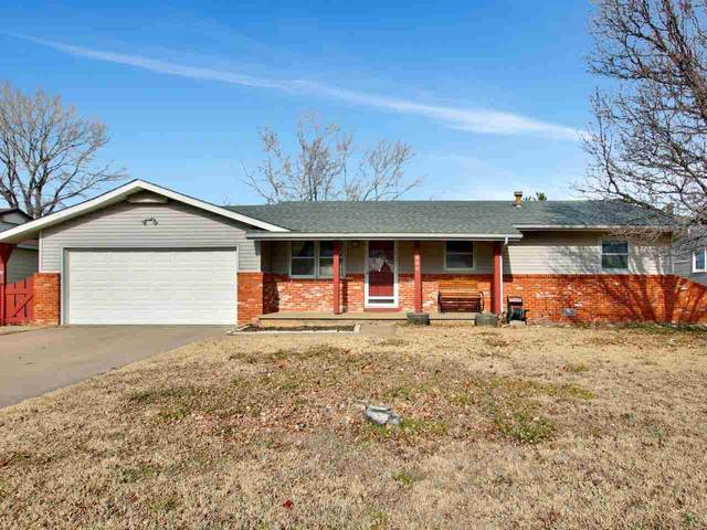 1806 W 5th Ave, El Dorado, KS 67042 (MLS #591550) :: Keller Williams Hometown Partners