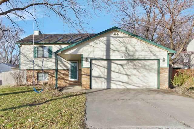 327 Anderson Ave, Kechi, KS 67067 (MLS #591555) :: Kirk Short's Wichita Home Team