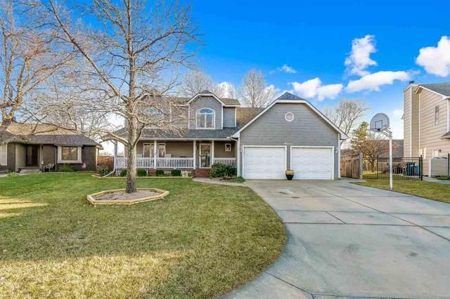 9703 W Westlawn St, Wichita, KS 67212 (MLS #591556) :: Graham Realtors