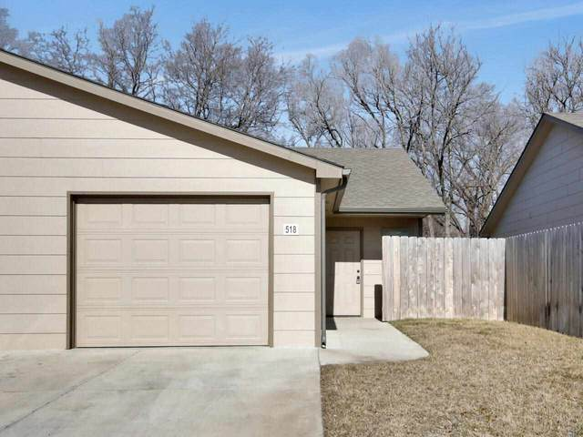508 W Meadow Creek Cir 506 W Meadow Cr, Wichita, KS 67204 (MLS #591572) :: Keller Williams Hometown Partners