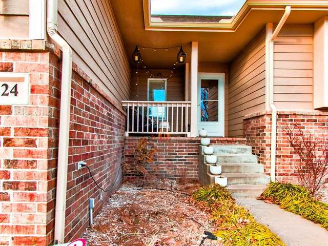 324 E Fieldstone Ct, Derby, KS 67037 (MLS #591582) :: Keller Williams Hometown Partners