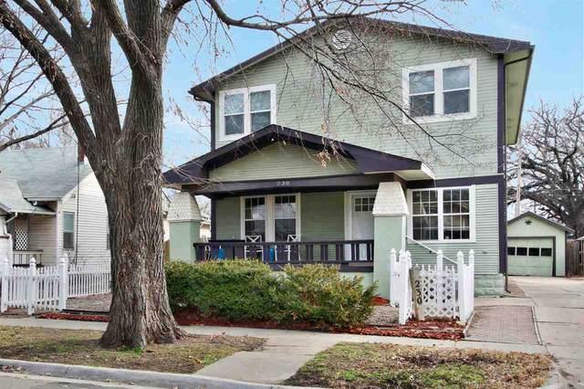 230 S Chautauqua Ave, Wichita, KS 67211 (MLS #591593) :: Keller Williams Hometown Partners