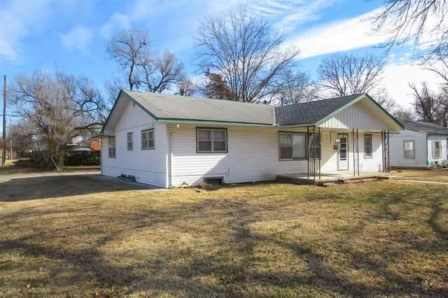 1702 S Edgemoor St, Wichita, KS 67218 (MLS #591594) :: Keller Williams Hometown Partners