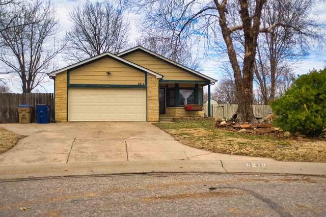 6210 W York Ct, Wichita, KS 67215 (MLS #591603) :: Keller Williams Hometown Partners