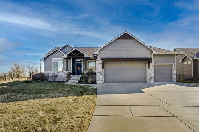 12753 E 27th Ct N, Wichita, KS 67226 (MLS #591615) :: On The Move