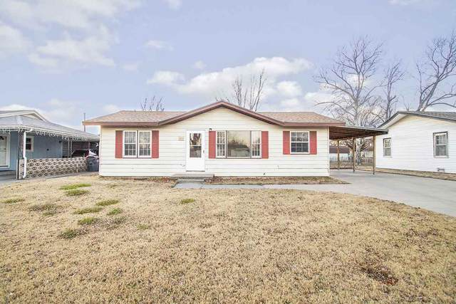 423 S Sunset Ave, Haysville, KS 67060 (MLS #591619) :: On The Move