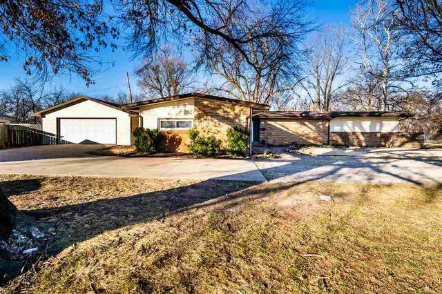 837 Anita Dr, Haysville, KS 67060 (MLS #591620) :: On The Move