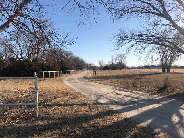 2301 E 79th St S, Haysville, KS 67060 (MLS #591627) :: On The Move