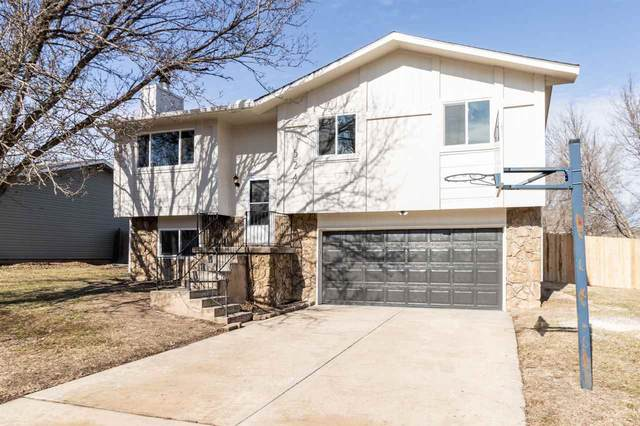 524 E Pecan Ln, Derby, KS 67037 (MLS #591628) :: On The Move