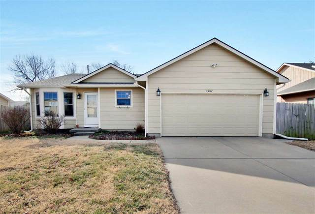3007 W Atlanta Ave, Wichita, KS 67217 (MLS #591635) :: On The Move