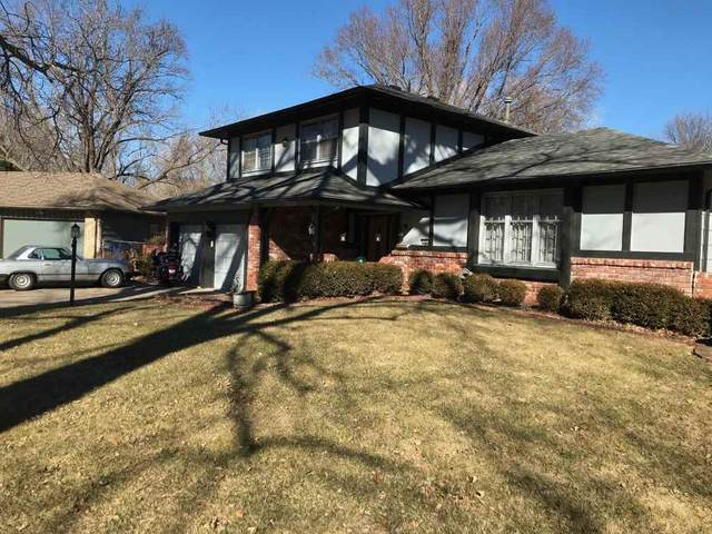 842 Morningview St, Derby, KS 67037 (MLS #591661) :: Graham Realtors